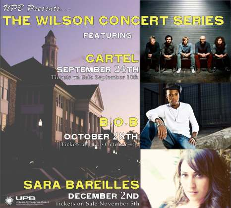 Wilson Concert Series
