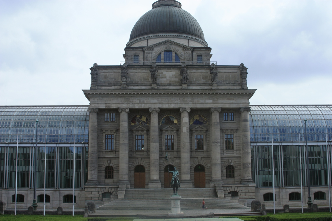 Government building
