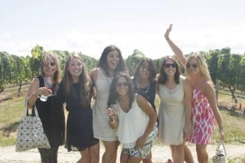 Winery Trip