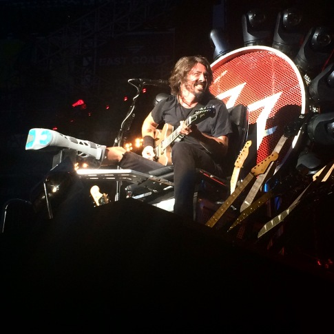 David Grohl at Citi Field