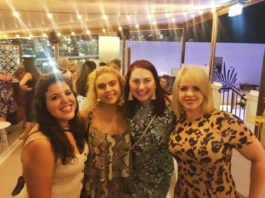 Lily, Sara, Elise