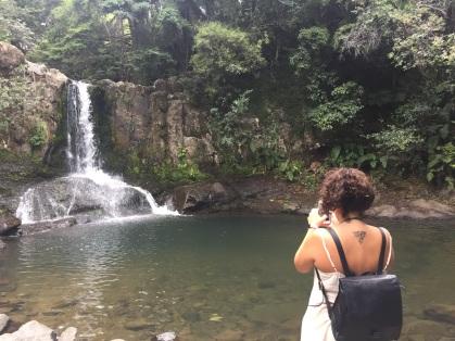 Waiua Falls